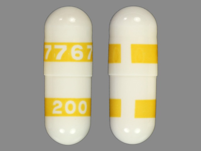 CELEBREX capsule - (celecoxib 400 mg) image