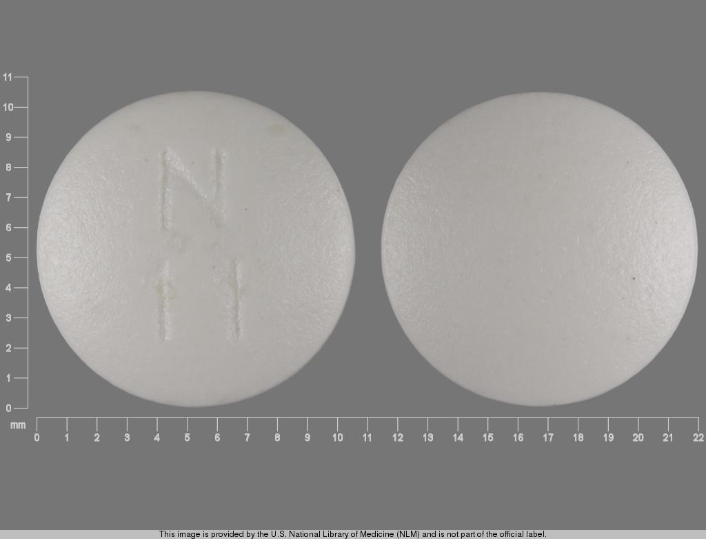 Methyldopa tablet, film coated - (methyldopa 500 mg) image