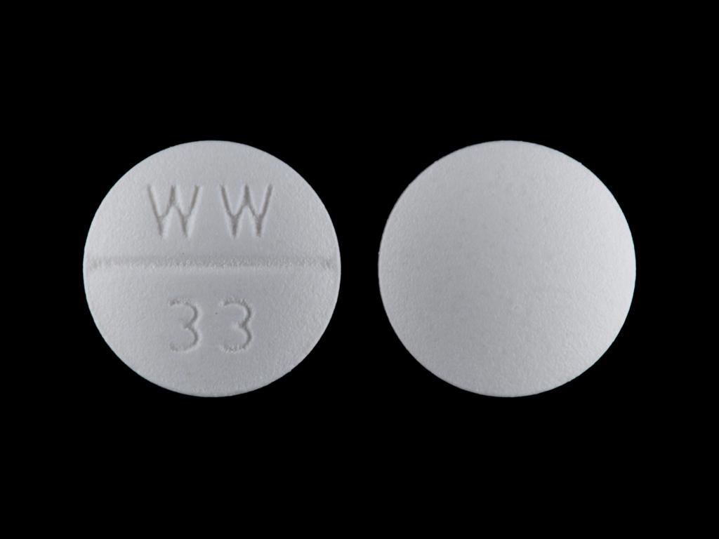 Isosorbide Mononitrate tablet, coated - (isosorbide mononitrate 20 mg) image