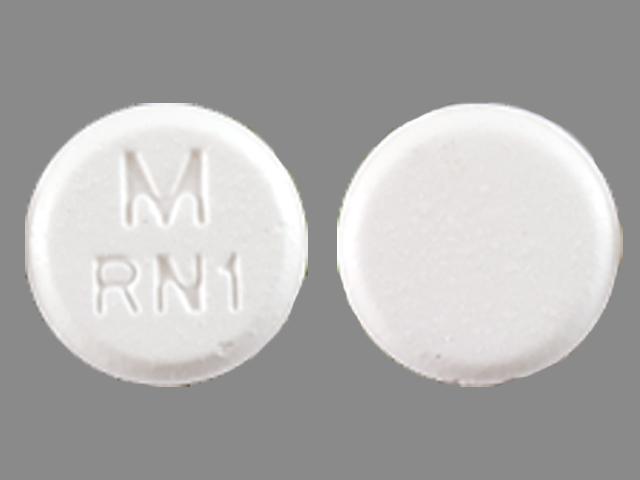 Risperidone tablet, orally disintegrating - (risperidone 2 mg) image