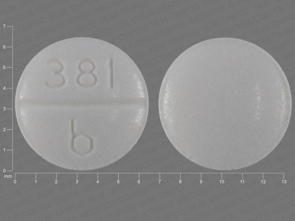 Meperidine Hydrochloride tablet - (meperidine hydrochloride 50 mg) image
