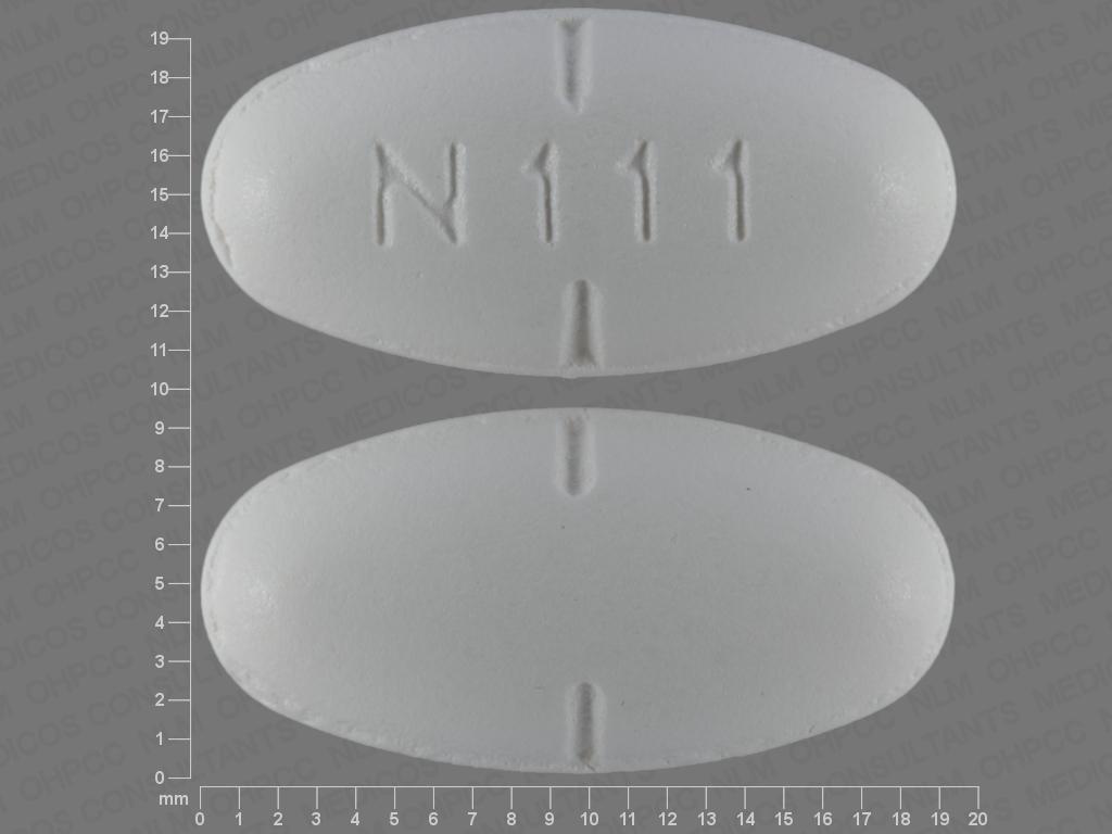 Gemfibrozil tablet - (gemfibrozil 600 mg) image