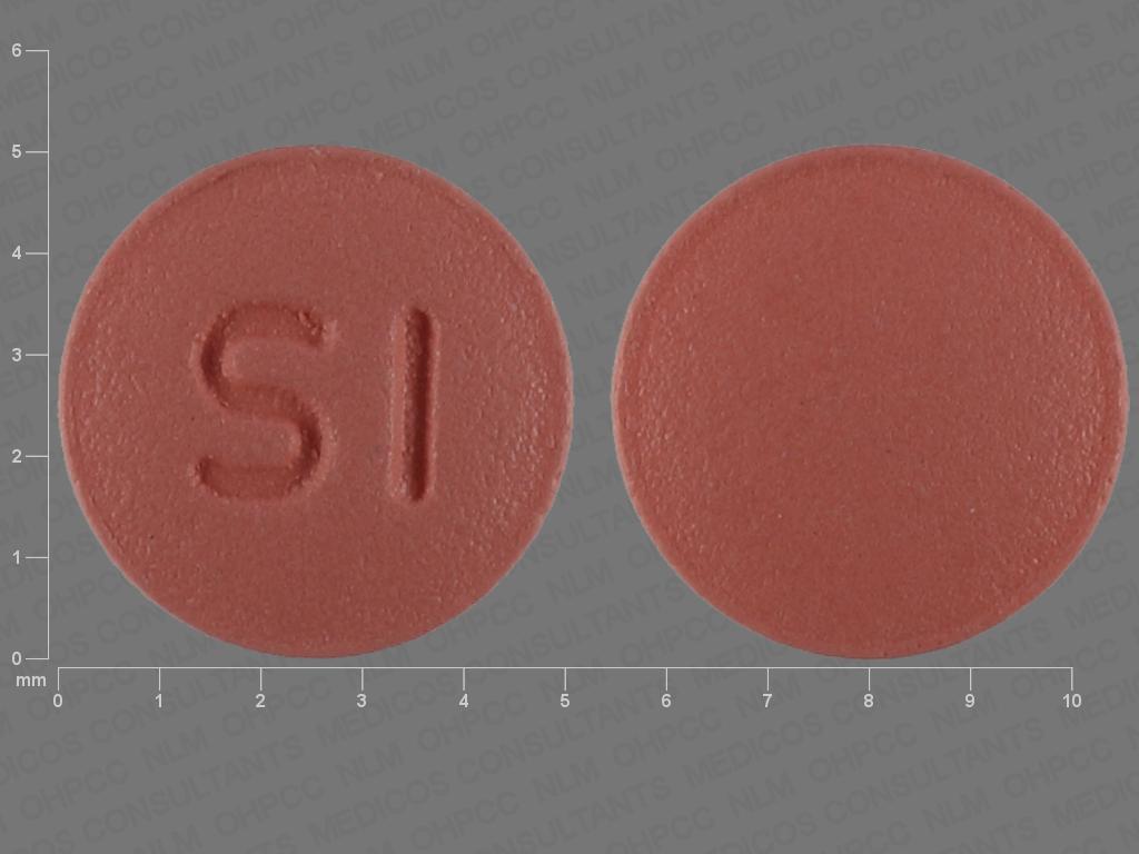 simvastatin tablet, film coated - (simvastatin 5 mg) image