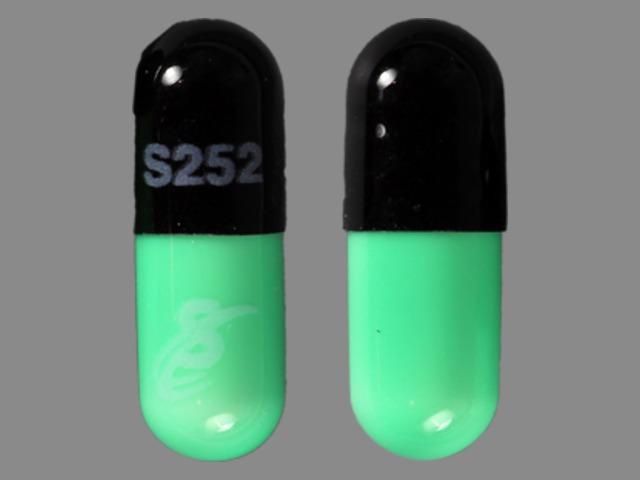 Chlordiazepoxide Hydrochloride capsule, gelatin coated - (chlordiazepoxide hydrochloride 5 mg) image